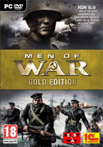 Men of War: Gold Edition