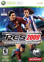 Winning Eleven: Pro Evolution Soccer 2009