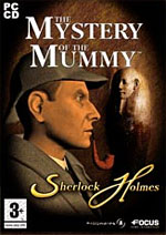 Adventures of Sherlock Holmes: The Mystery of the Mummy