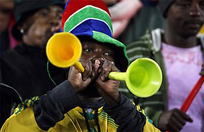 Vuvuzela hullus
