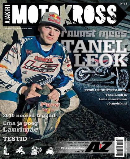 lmunud ajakirja Motokross novembri-detsembri number