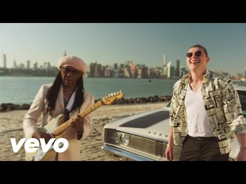 Sigala ft. John Newman, Nile Rodgers - Give Me Your Love