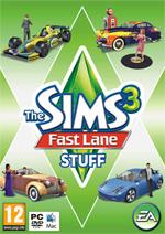 The Sims 3: Fast Lane Stuff karbipilt