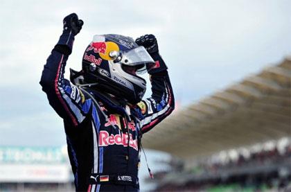 Vettel maailmameister