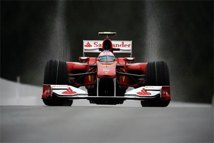 Belgia GP esimeste vabatreeningute kiireim Alonso