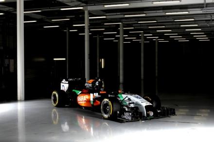 Force India VJM07 esitlus - 2014