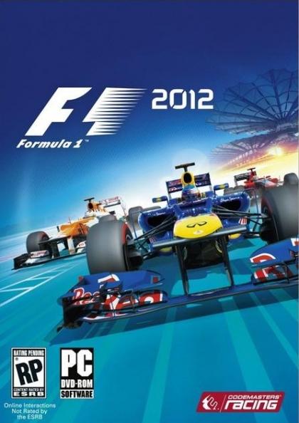 F1 2012 mäng nüüd ka Pistiku e-poes müügil