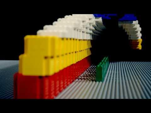Animatsioonid Lego klotsidega