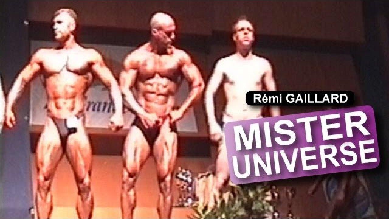 Mister Universum - Remi Gaillard