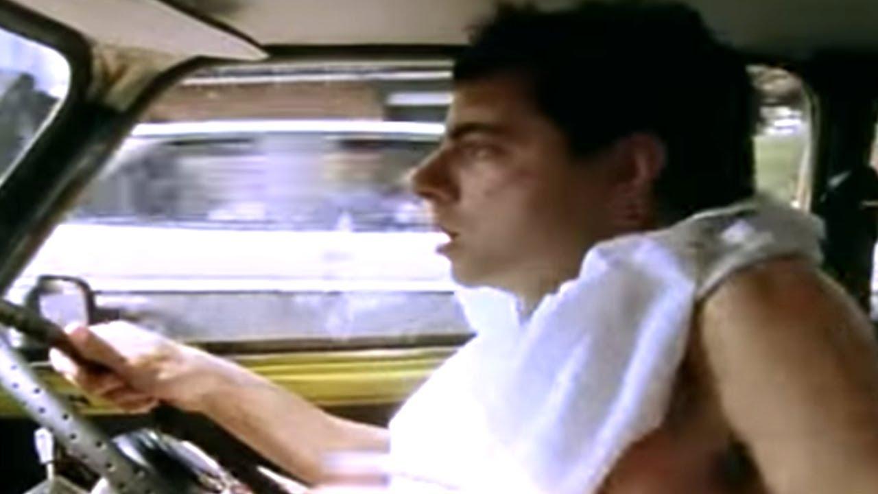 Mr. Bean - Hambaarsti juurde sissemagamine