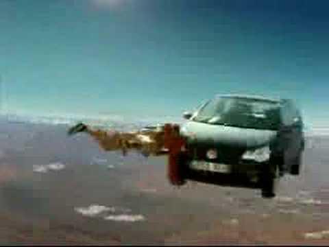 Volkswagen Polo reklaam