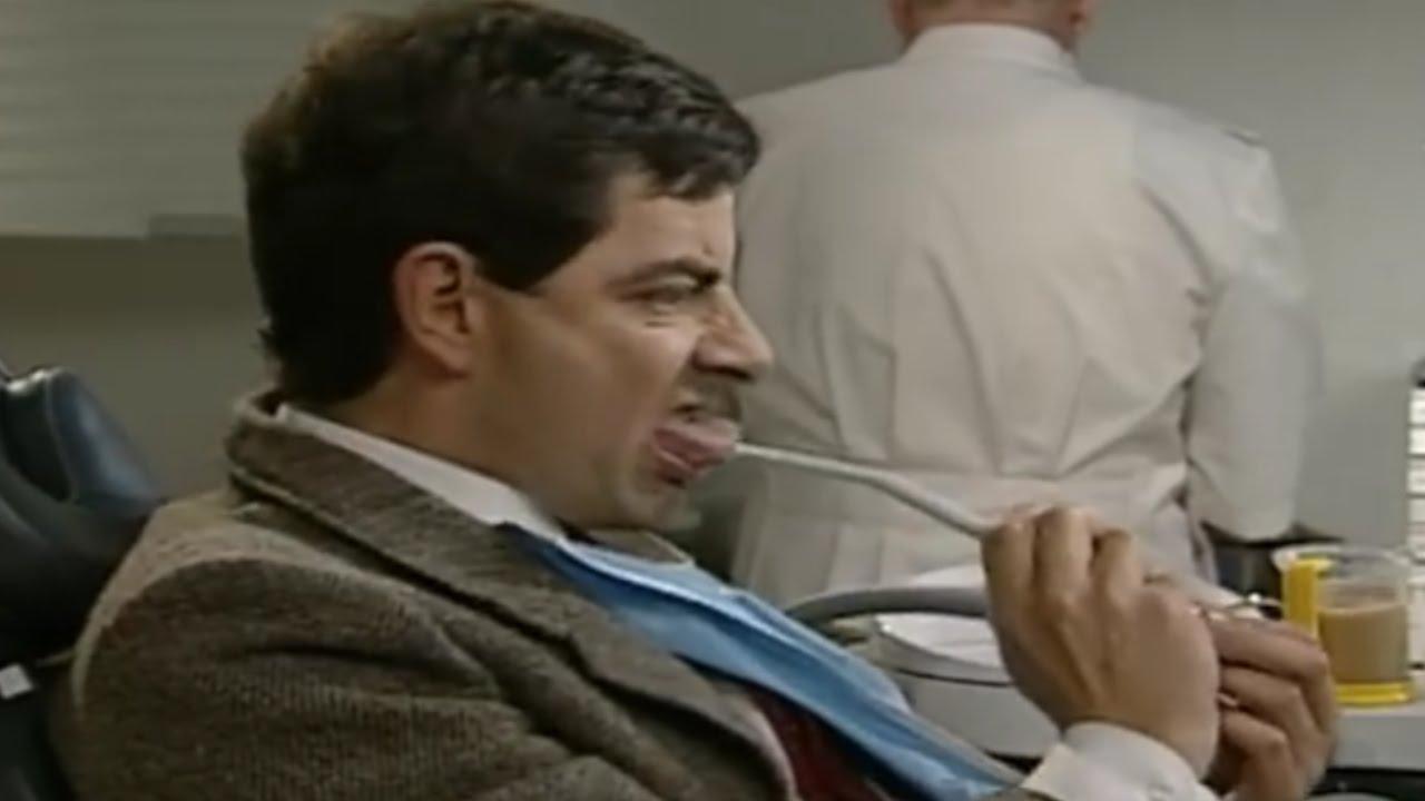 Mr. Bean - Hambaarstil