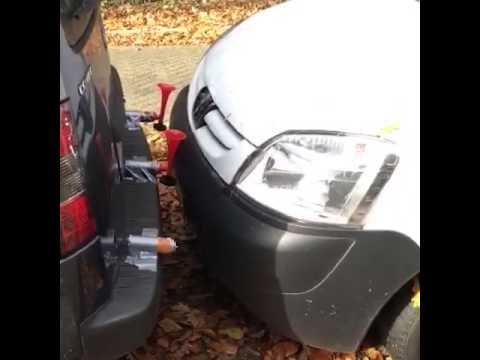 Vaese mehe parkimisandurid