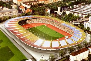 Zürich Letzigrund Stadion