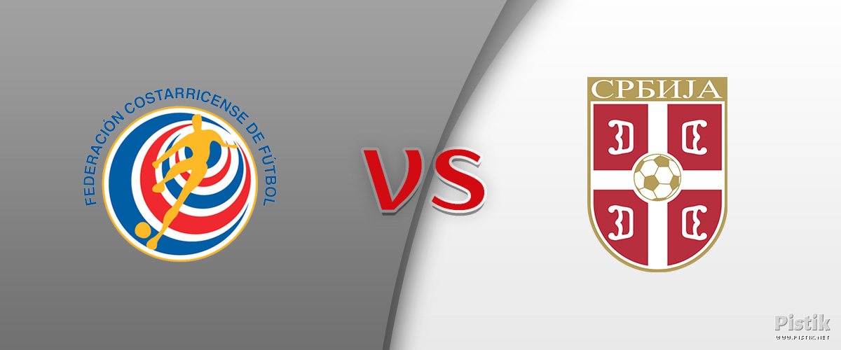 Serbia napp 1 : 0 võit Costa Rica üle