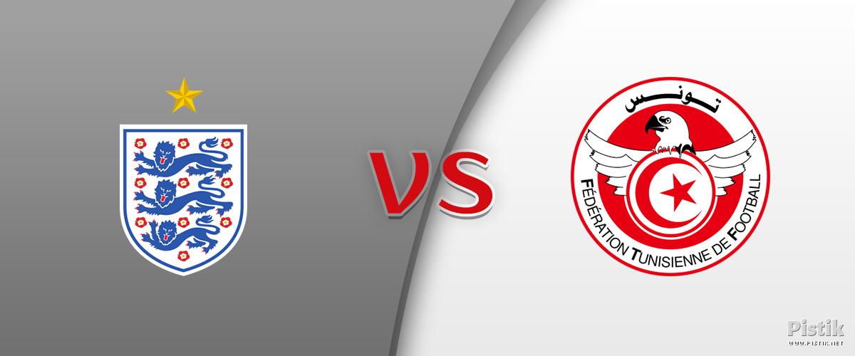 Inglismaa 2 : 1 võit Tuneesia üle