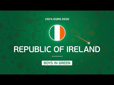 Iirimaa EURO2016 koondis
