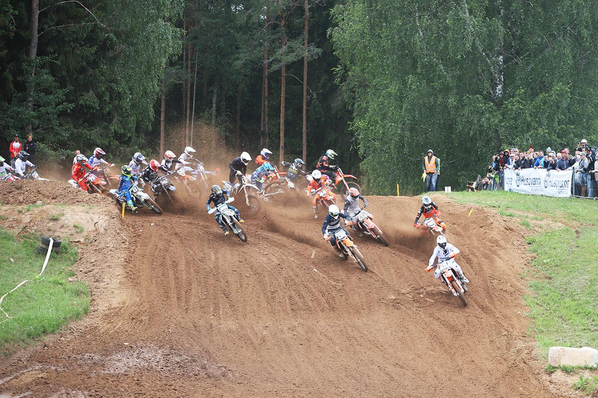 Muudatused motokrossi Eesti meistrivõistluste kalendris