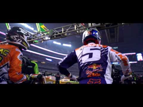 AMA Superkross 2016 - Monster Energy teaser