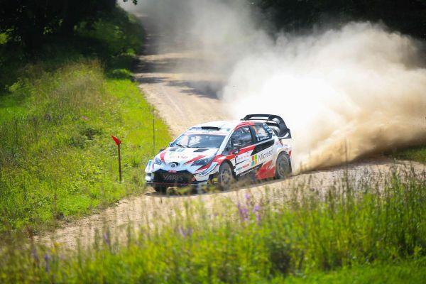 Augustis võib Eestis toimuda autoralli MM-etapp, Rally Estonia ja Eesti Autospordiliit leppisid ära!