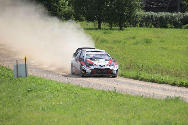 CRONIMET asus toetama Rally Estoniat
