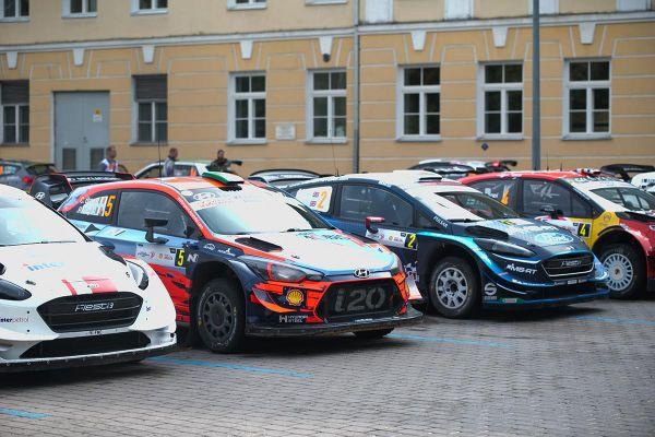 Esimesed kindlad märgid, et Eestis toimub WRC sarja MM-etapp