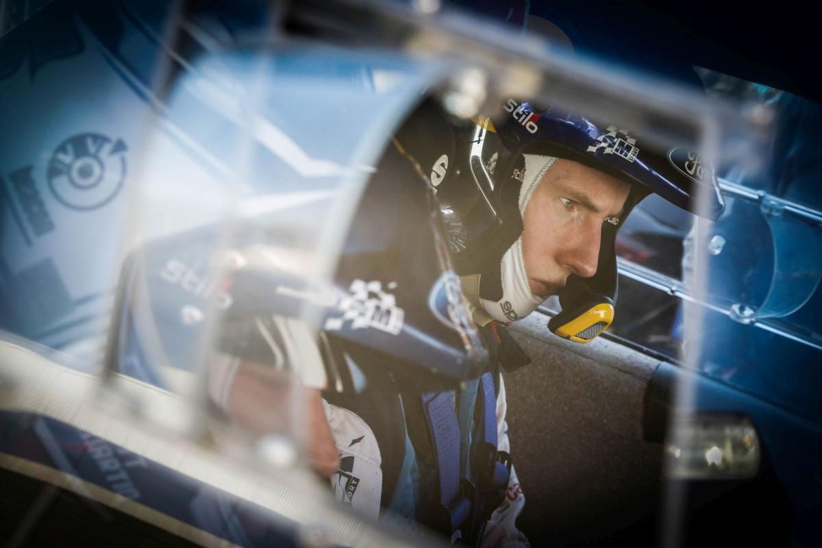 Evans vigastas ennast Rally Estonial ja jätab Soome MM ralli vahele