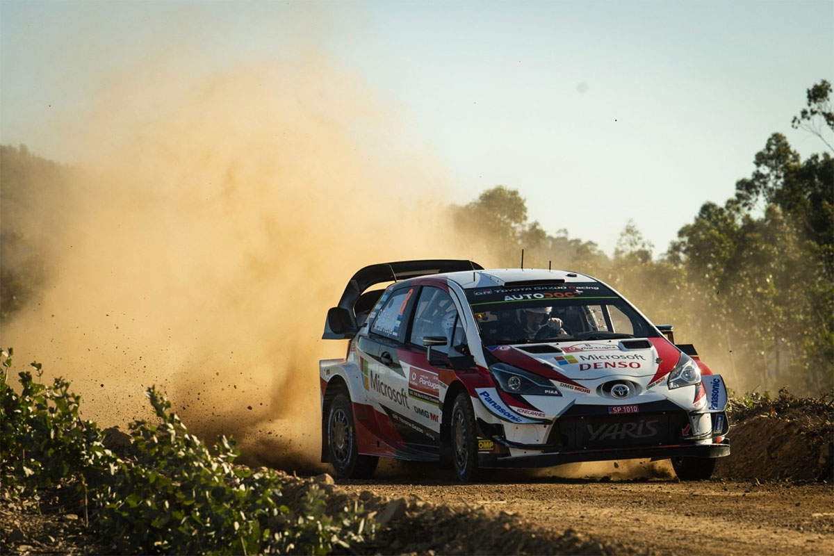 Ott Tänaku osalemine Rally Estonia 2019 on kindel