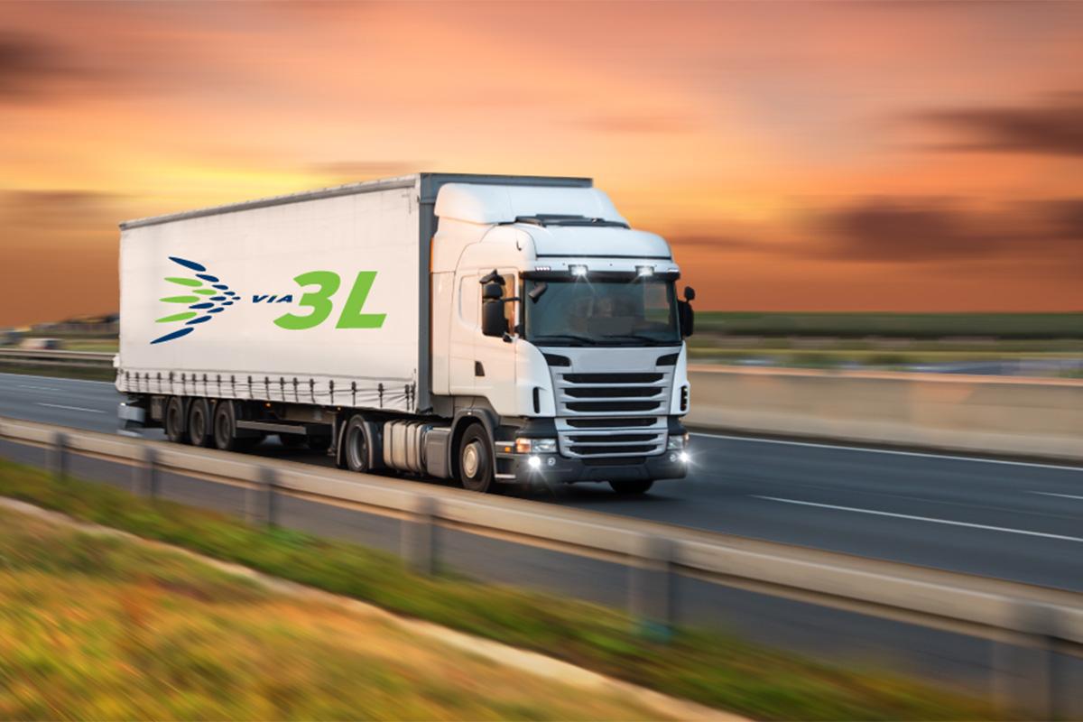 Rally Estonia ametlik logistikapartner on Via 3L