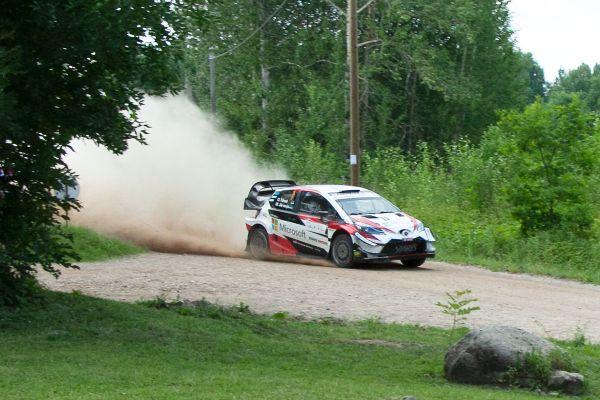 Rally Estonia rallipasside müük algab alates 4. augustist