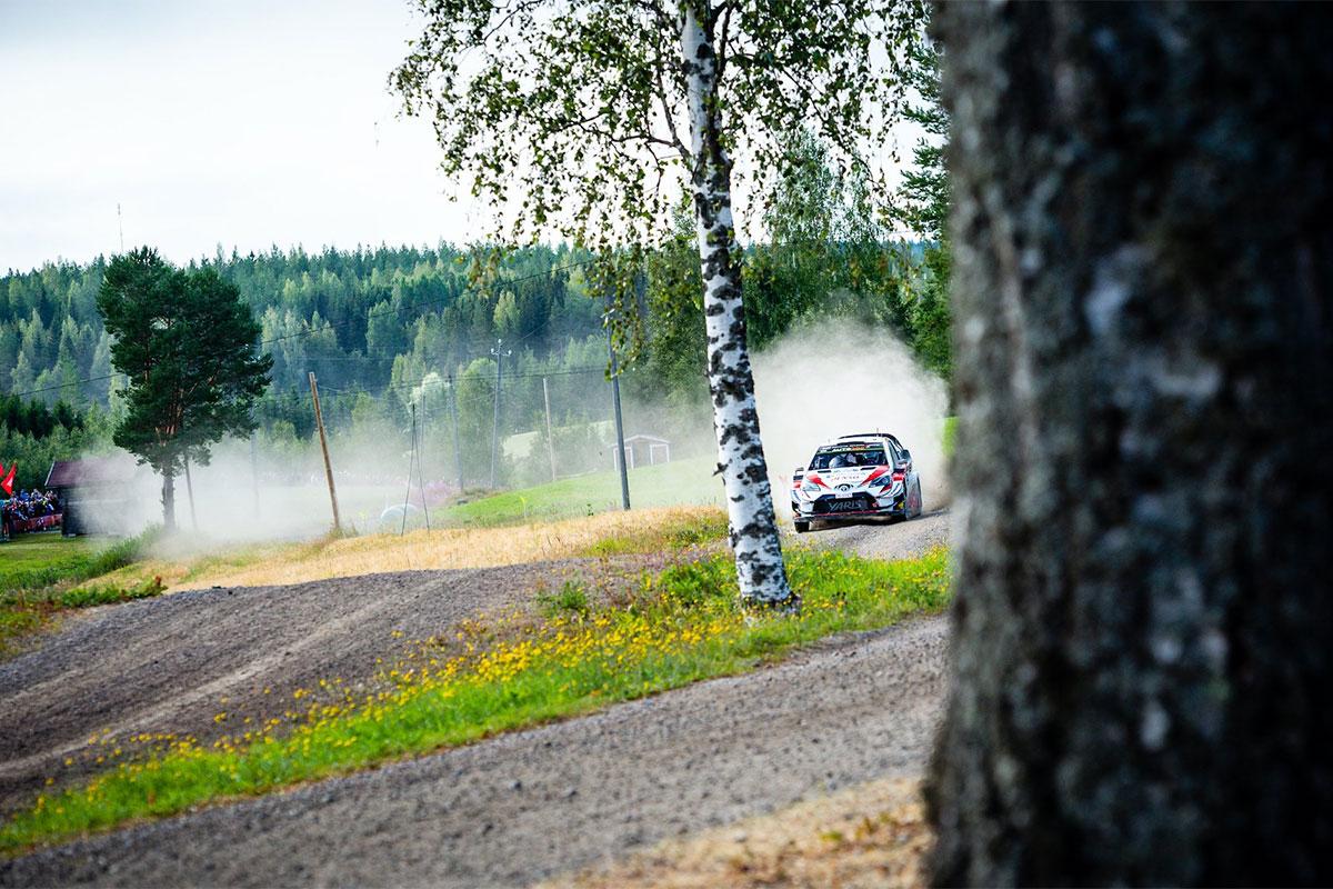 Selleaastane Soome WRC ralli jääb üldse ära