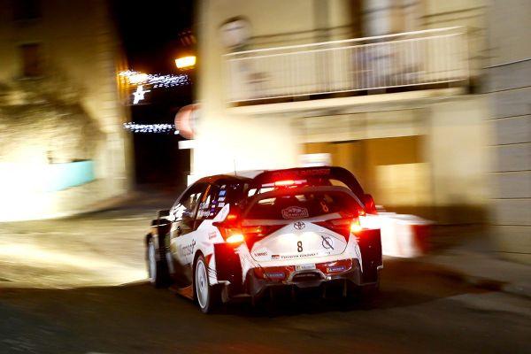 Tänak avapäeva järel Monte Carlo ralli liider