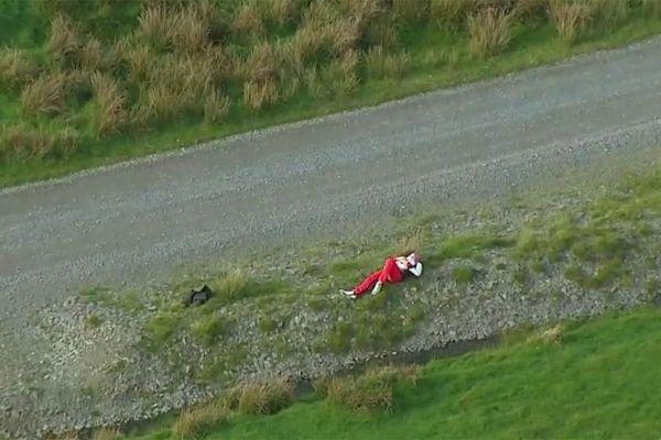 Võimsat sõitu teinud Tänak katkestas Walesi ralli liidrikohalt