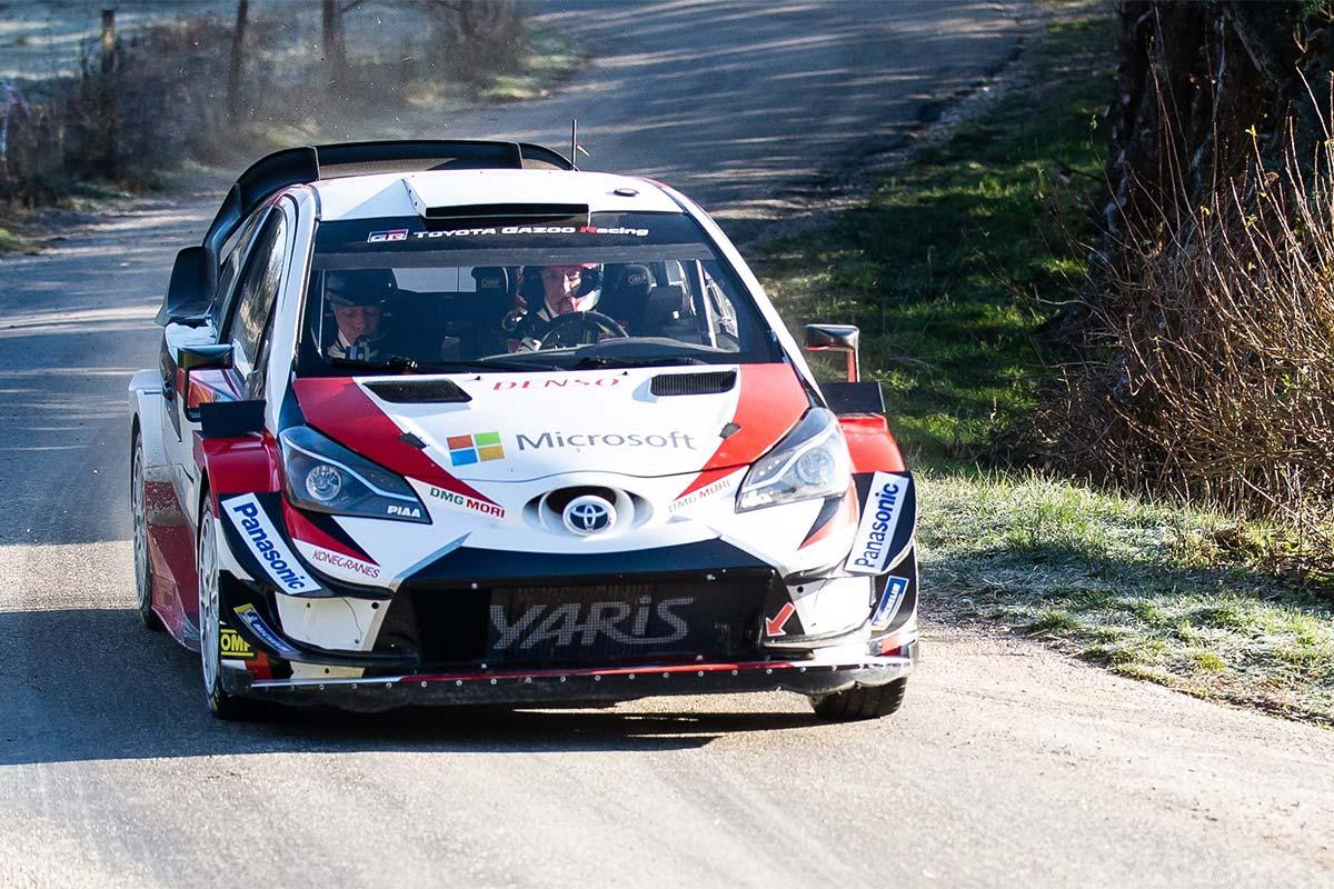 WRC sarja 2019. hooaja kalendris 14 etappi