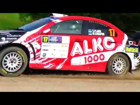 auto24 Rally Estonia 2016 - vead ja väljasõidud