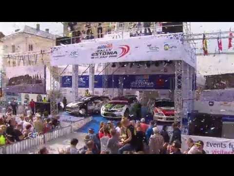 auto24 Rally Estonia 2016 - 3. päev, võitjad