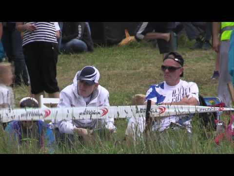 auto24 Rally Estonia 2016 - 2. päev, SS6, Alaküla trampliinil Historic autod