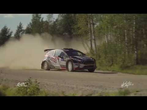 auto24 Rally Estonia 2016 - 2. päev, Kajetanowicz