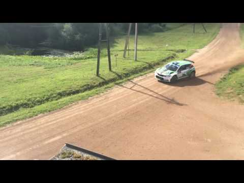 auto24 Rally Estonia 2016 - kurv