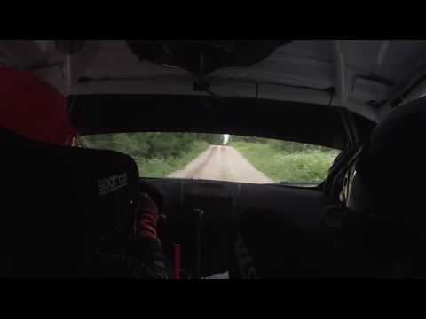 auto24 Rally Estonia 2016 - rallieelne test, Will Butler