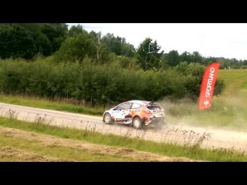 auto24 Rally Estonia 2016 - 3. päev, SS14, Lukyanuk