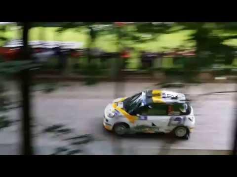 auto24 Rally Estonia 2016 - 1. päev, SS1, Tartu linnakatse kurvid
