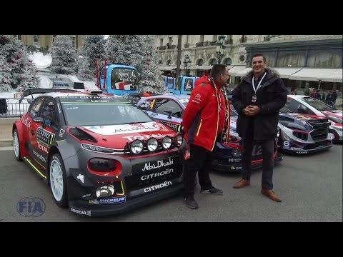Monte Carlo ralli 2017 - uue ajastus algus