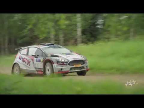 auto24 Rally Estonia 2016 - 1. päev, kvalifikatsioon, Kajetan Kajetanowicz