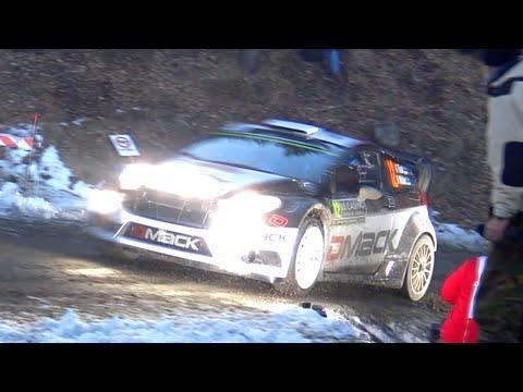 Monte Carlo ralli 2016 - shakedown katse