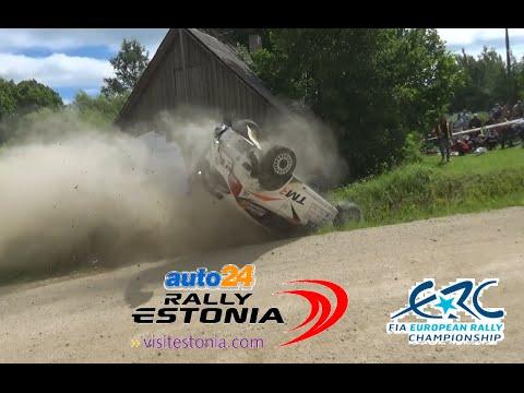 auto24 Rally Estonia 2016 - väljasõidud ja napikad