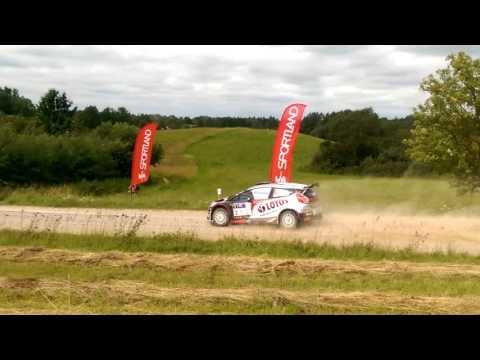 auto24 Rally Estonia 2016 - 3. päev, SS14, Kajetanowicz