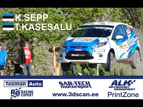 auto24 Rally Estonia 2016 - 2. päev, liveülekanne, Kenneth Sepp