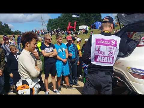 auto24 Rally Estonia 2016 - 2. päev, SS3 ja SS5