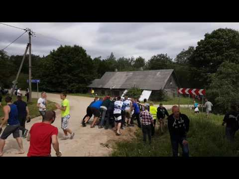 auto24 Rally Estonia 2016 - 3. päev, SS11, Gryazini katus